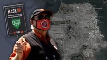 San Francisco eliminará el uso de mascarillas en oficinas, gimnasios e iglesias a partir del 15 de octubre