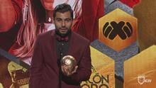 Amaury Escoto: ganador del Balón de Oro al Gol del Año