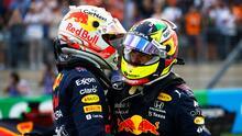 ¡Cerca de la pole! 'Checo' Pérez arrancará tercero en el GP de Estados Unidos