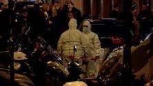 Al menos un muerto y varios heridos deja un ataque con un cuchillo en el centro de París