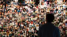 Al ritmo de gaitas, comienzan los homenajes por el vigésimo aniversario de los atentados del 11-S