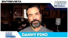 Danny Pino de 'Dear Evan Hansen' alienta a la comunidad latina a normalizar la salud mental