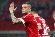 Andrés D'Alessandro anunció que dejará el Internacional de Brasil a fin de año