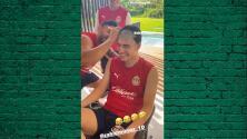 ¡Novatada en Chivas! Jugadores rapan a los nuevos del Rebaño