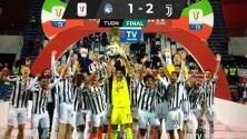 McKennie y Cristiano se coronan en la Coppa Italia con Juventus