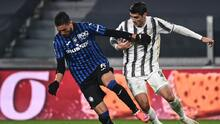 Juventus empata con el Atalanta en la Serie A
