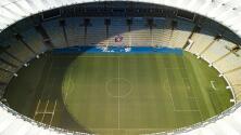 Buscan tener aficionados en Maracaná para Final de Copa América