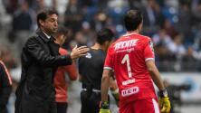 "Diego Alonso calificó el duelo ante América como: ""Un partido atípico, pero de gran nivel"""