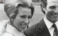La historia de amor de la princesa Ana de Inglaterra