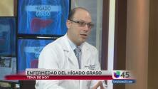 Hígado graso, enfermedad que afecta cada vez a más personas
