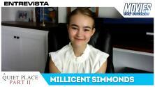 Millicent Simmonds nos cuenta de su regreso a 'A Quiet Place Part II'