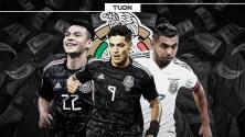 Los futbolistas que hacen al Tri de las más valiosas del mundo