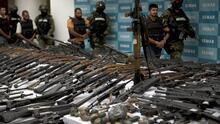 Gobierno de México demanda a fabricantes de armas en una corte de EEUU