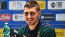 """Verratti cree que el árbitro fue """"generoso"""" con Inglaterra ante Dinamarca"""