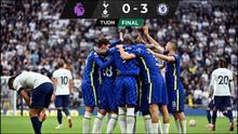 Chelsea vence al Tottenhan y comparte la cima de la Premier