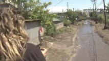"""""""Primero nos quemamos, ahora nos estamos hundiendo"""": inundaciones repentinas sorprenden a residentes de Miami, Arizona"""