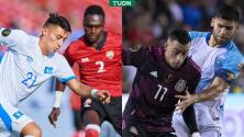¡Se define el Grupo A! México, El Salvador y Trinidad y Tobago por todo