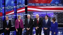 Los ataques a Mike Bloomberg marcan el último debate demócrata antes de las asambleas electorales en Nevada
