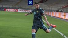 """'El Bam-Bam' Zamorano: """"Messi hará su última Copa América y Mundial"""""""