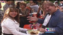 Festival de comida latina