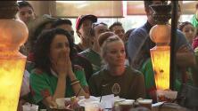 México consigue su pase a octavos de final