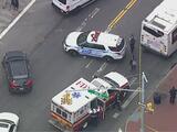 Dos personas son baleadas mientras iban en un autobús de la MTA en Queens