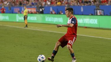 La 'U' de Chile adquirió a Pablo Aránguiz del FC Dallas