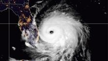 Dorian se mantiene en categoría 4, con vientos sostenidos de 130 millas por hora y estacionario
