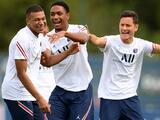 Ander Herrera reveló que Kylian Mbappé no pensaba irse del PSG
