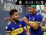 River Plate con 10 bajas por COVID-19 casi lo logra ante Boca que necesitó de los penales