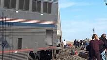 Al menos tres muertos y unos 50 heridos por el descarrilamiento de un tren de Amtrak en Montana