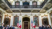Estados Unidos y México retoman diálogo económico tras una pausa de cuatro años