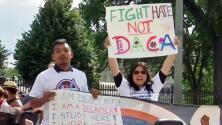 Nueva propuesta ante el congreso daría una luz de esperanza a los 'dreamers'