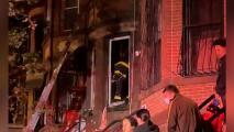 Un niño de 4 años entre los 16 heridos en un incendio en Brooklyn