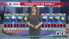 Lluvia y frío, el pronóstico para las próximas horas en el Área de la Bahía