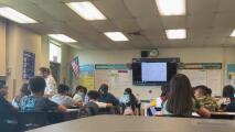 Así lucen salones de clases en Modesto en medio del aumento de casos por coronavirus