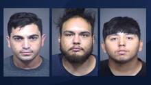Arrestan a tres personas durante operativo contra robo de convertidores catalíticos en Mesa