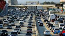 Después de 30 años con el campeonato, destronan a Los Ángeles como la ciudad con el peor tráfico del mundo