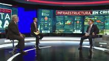 Ingenieros analizan la infraestructura de la isla