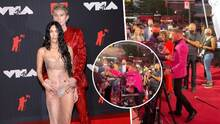 """""""Se le hierve la sangre"""": Conor McGregor casi se va a los golpes por desplante del novio de Megan Fox"""