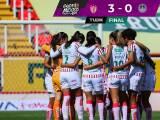 Resumen | Necaxa logra una cómoda victoria de 3-0 sobre Mazatlán