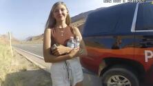 """""""Se está volviendo cada vez más misterioso"""": El extraño caso de la desaparición de Gabby Petito tras viaje con su novio"""