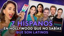 7 actores triunfando en Hollywood que no sabías que son latinos | Todo que ver