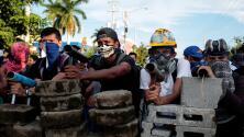 Heridos de bala y reportes de muertos: así terminó la multitudinaria marcha en Nicaragua