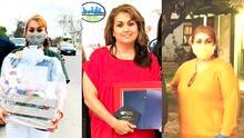 """Mexicana con más de 20 años ayudando a la comunidad es reconocida como """"Mujer del Año"""" en Fresno"""