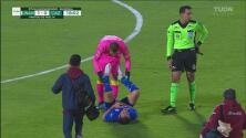¡A tope el Cruz Azul vs Pumas! Encontronazo entre Vigón y Aguilar