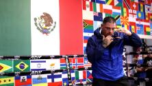 Andy Ruíz se llenó de fe y retó a Tyson Fury