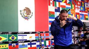 Andy Ruíz le trae ganas a título de Fury y le lanzó el reto
