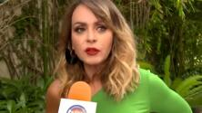 Gaby Spanic revela que su hijo Gabriel la ha cuestionado sobre las calumnias y difamaciones en su contra
