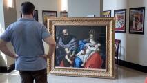 Esta famosa pintura estuvo perdida 50 años y un profesor la encontró colgada en una iglesia de Nueva York